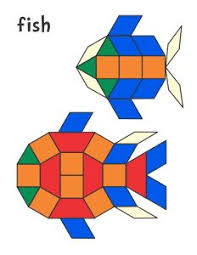 pattern blocks math activities free pattern block templates worksheets printables for pre k to