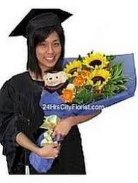 Graduation Flowers Graduation Flowers By 24hrs City Florist Singapore