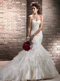 trumpet style wedding dresses unique wedding ideas
