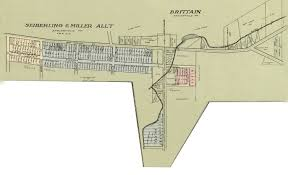 Canton Ohio Map by Ac U0026y Brittain Yard