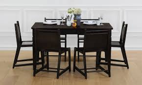 buy pento 6 seater extendable dining table online in india