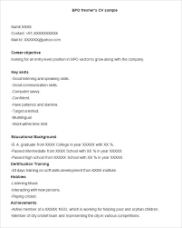 good resume samples for freshers net resume sample for freshers