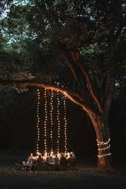 Stringing Lights In Backyard by Best 25 Festival Lights Ideas On Pinterest Homemade Party