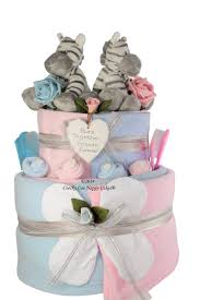 baby twins gifts coochy coo nappy cakes new baby gifts