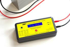 act 612 6v 12v lead acid intelligent battery tester act meters