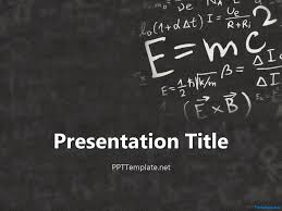 physic powerpoint template mershia info