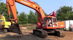 doosan daewoo solar 290lc v excavator service repair manual