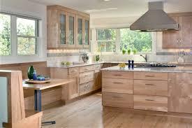 birch kitchen island home design birch cabinets for contemporary kitchen design with