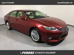 lexus es 350 factory warranty 2015 used lexus es 350 4dr sedan at porsche north scottsdale