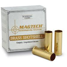 25 rds magtech loadable brass shotshells crowder wedding
