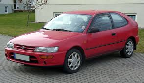 toyota corolla 1 6 1995 auto images and specification
