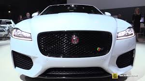 jaguar cars 2016 2016 jaguar xf s exterior and interior walkaround debut at