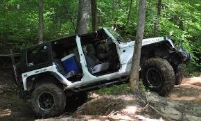 muddy jeep don huntley jr 2008 jku muddy wheel