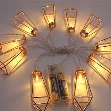 Chinese Lanterns String Lights by Online Get Cheap Metal Lantern String Lights Aliexpress Com