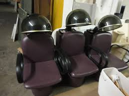 Salon Hair Dryer Chair Salon Hair Dryer Chairs U2013 125 Each Or 3 For 300 The Stock Pile