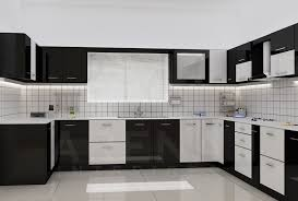 black and white kitchen designs modular kitchen designs black and white modular kitchen in black and