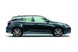 lexus hatchback non hybrid lexus adds details to back up 2014 ct200h facelift