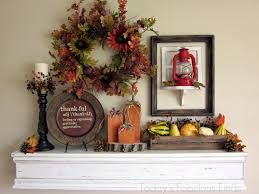 today s fabulous finds fall thanksgiving mantel