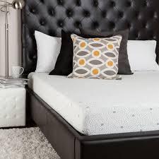 swisslux 8 inch full size european style memory foam mattress