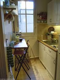 cuisine en couloir amnagement cuisine couloir au poil soyeux cuisine moderne