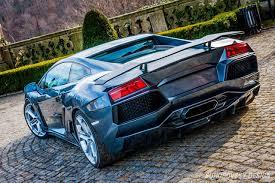 Lamborghini Gallardo Body Kit - tuned lamborghini gallardo from poland impersonates the aventador
