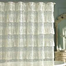 Victorian Curtains Bathroom Fabulous Victorian Shower Curtains Lace Curtain 25