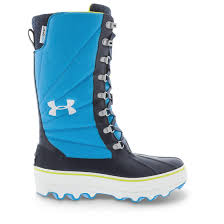 womens blue boots canada armour s clackamas winter boots 592638 winter
