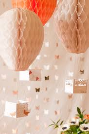 hot air balloon decorations diy hot air balloon party decor hot air balloons air balloon