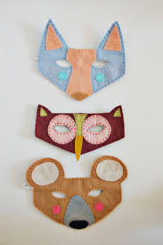 Halloween Mask Crafts Best 20 Felt Mask Ideas On Pinterest Owl Mask Animal Masks And