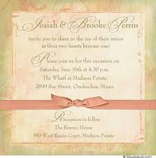 what to put on wedding invitations do you put reception information on wedding invitation wedding