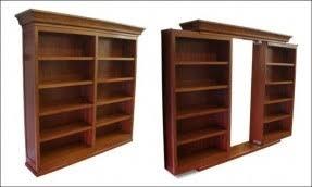 Secret Closet Doors Bookcase Sliding Doors Foter