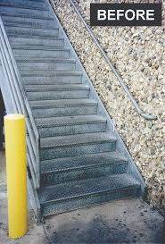 discover the long lasting solution to slippery stairs