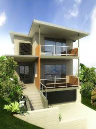 Slope House Best Architecture Home Design Home House Design Architecture