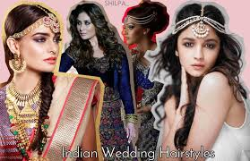 hair accessories for indian weddings reception hairstyle and indian wedding hair style ideas