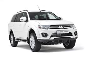 mitsubishi pajero mitsubishi pajero sport u2013 more economy and more power