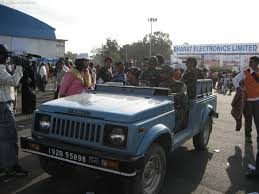 suzuki jeep 2015 aero india 2015 garuds in jeep bharat rakshak com