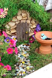 Pinterest Gardening Crafts - fairy garden how to start one of your very own