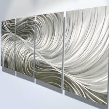 100 north wall bullpen right side metal wall art decor