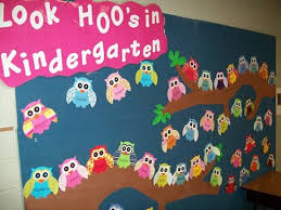 Preschool Bulletin Board Decorations Preschool Bulletin Boards Recess Bulletin Board Idea Owl
