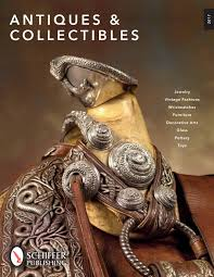 schiffer antiques u0026 collectibles 2017 catalogue by new books