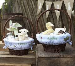 personalized wicker easter baskets 15 best easter baskets images on easter baskets