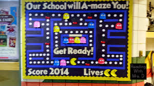reading with mrs d final halloween bulletin board post 2014