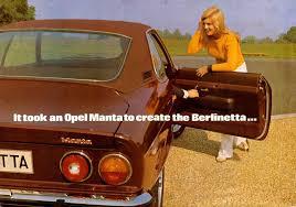 1974 opel manta cars