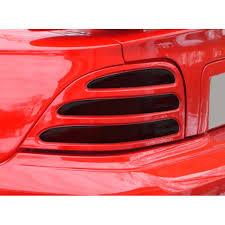 1994 mustang tail lights light lens vinyl tint 1994 1995 mustang