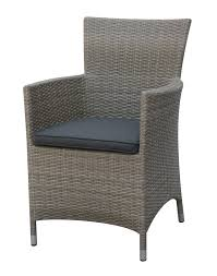 Patio Dining Chairs With Cushions A J Homes Studio Rica Patio Dining Chair With Cushion Reviews