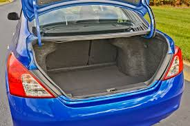 nissan juke trunk space 2014 nissan versa reviews and rating motor trend
