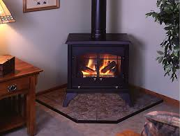 small corner gas fireplace modern life in an antique farmhouse