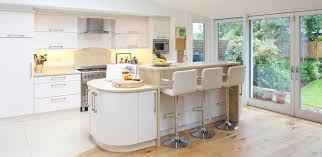 nolan kitchens cream high gloss kitchen