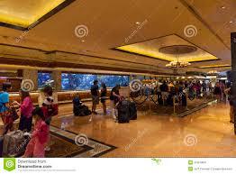 mirage hotel lobby in las vegas nv on june 26 2016