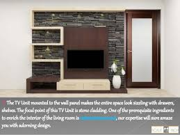 Interior Design For Tv Unit Buy Modern Tv Unit Designs Online In India Bangalore Scale Inch